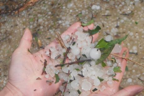 Dự báo thời tiết đêm 13/4: Có khả năng xảy ra tố lốc, mưa đá và gió giật mạnh