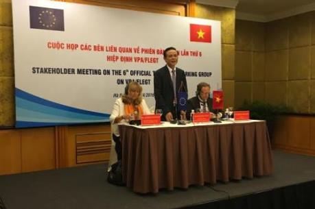 Việt Nam - EU đạt thỏa thuận về thị trường xuất khẩu gỗ hợp pháp