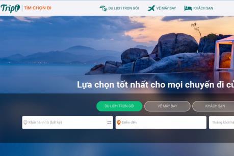 Sàn giao dịch trực tuyến www.tripi.vn chính thức hoạt động