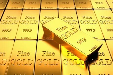 Giá vàng thế giới ngày 13/4 rời đỉnh của ba tuần
