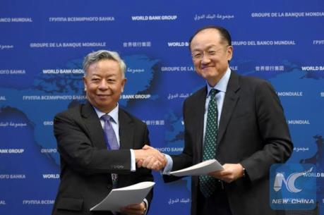 WB, AIIB ký thỏa thuận về chương trình cho vay vốn chung đầu tiên
