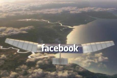 Facebook nỗ lực phủ sóng Internet tới nhiều nơi trên thế giới
