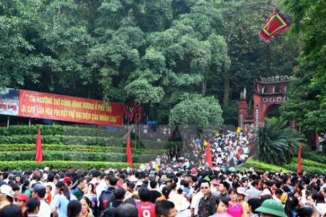 Dự báo thời tiết Hà Nội và Việt Trì dịp Giỗ tổ Hùng Vương