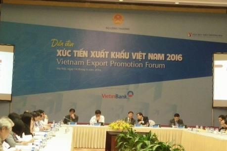 Để Việt Nam thành quốc gia xuất khẩu có năng lực