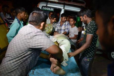 Động đất gây thiệt hại về người và tài sản ở Ấn Độ và Myanmar
