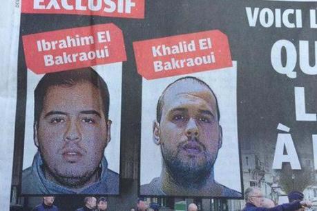 IS tuyên bố anh em nhà El Bakraoui là thủ phạm khủng bố tại Bỉ và Pháp