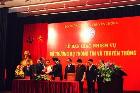 Bộ trưởng Trương Minh Tuấn: Việt Nam sớm trở thành nước mạnh về công nghệ thông tin