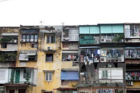 Giải pháp cải tạo chung cư cũ: Gỡ vướng từ quyền lợi