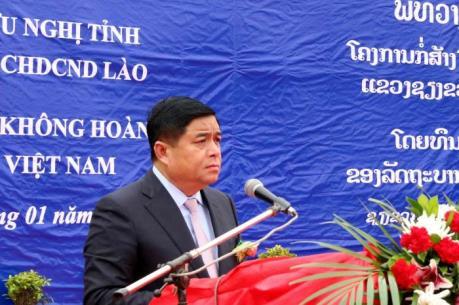Tân Bộ trưởng Kế hoạch và Đầu tư: Đổi mới và cải cách là xu thế tất yếu