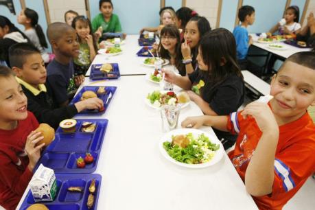 EU thúc đẩy tiêu thụ nông phẩm trong các trường học