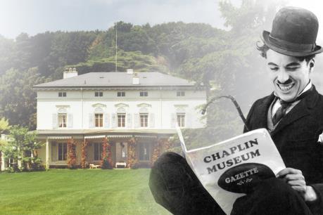 """Sắp khánh thành bảo tàng của """"Vua hề"""" Charlie Chaplin"""