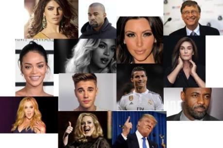 """Tạp chí """"Time"""" bình chọn 100 nhân vật ảnh hưởng nhất thế giới năm 2016"""