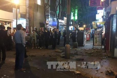 Động đất tại Nhật Bản: Nhiều doanh nghiệp tạm dừng hoạt động