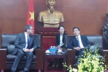 Việt Nam cần chủ động đề xuất vấn đề cụ thể để WTO có thể hỗ trợ