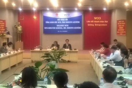 Tổng giám đốc WTO: Việt Nam đã tận dụng tốt cơ hội của WTO