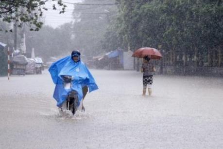 Dự báo thời tiết 24/4: Trung Bộ nắng nóng diện rộng, Bắc Bộ mưa dông