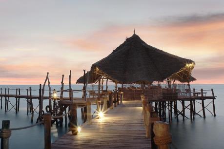 Nam Sahara - thiên đường mới của các tập đoàn khách sạn