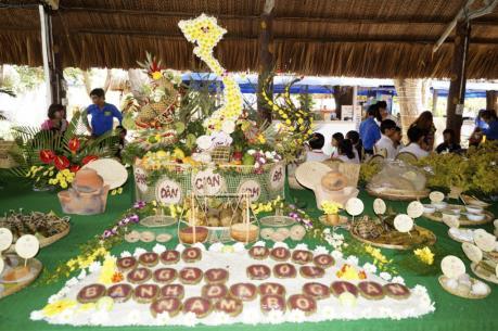 Lễ hội bánh dân gian Nam bộ lần thứ V năm 2016