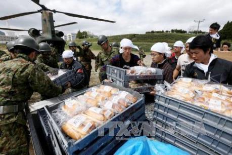 Động đất tại Nhật Bản: Mỹ hỗ trợ công tác hậu cần và vận tải hàng không