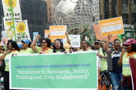 Các quỹ đầu tư kêu gọi G20 ký Hiệp định Paris về chống biến đổi khí hậu