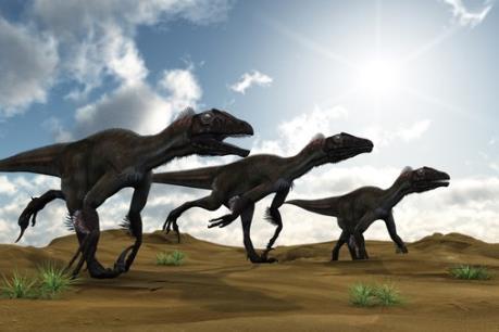 Khủng long suy giảm số lượng hàng chục triệu năm trước khi tuyệt chủng