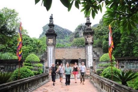 Tu bổ một số di tích liên quan đến Nhà nước Đại Cồ Việt
