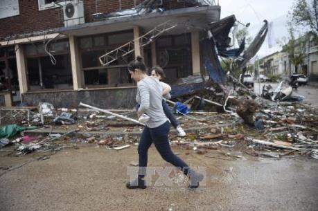 Động đất tại Ecuador: Đẩy nhanh công tác tìm kiếm nạn nhân