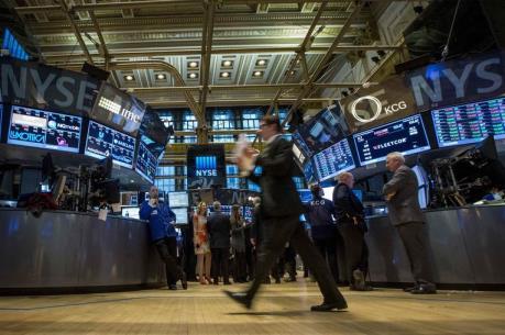 Chứng khoán Mỹ ngày 19/4: Chỉ số S&P 500 tiến sát mức cao kỷ lục của tháng 5/2015