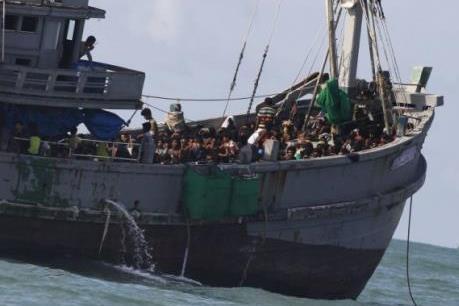 21 người thiệt mạng vì lật thuyền ở ngoài khơi Myanmar
