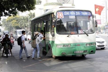 Thành phố Hồ Chí Minh tăng lượng xe phục vụ dịp nghỉ lễ 30/4