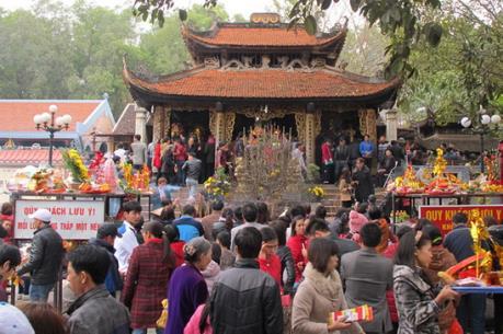 Bắc Ninh: Gần 55 tỷ đồng đầu tư tôn tạo, bảo tồn di tích đền Bà chúa kho