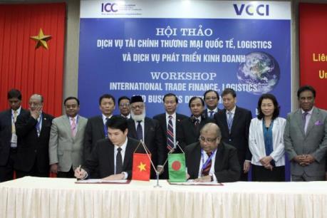 Phát triển các dịch vụ bảo lãnh thương mại quốc tế