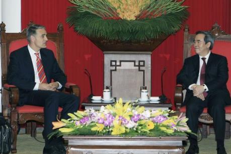 IMF đánh giá cao các chuyển biến tích cực của nền kinh tế Việt Nam