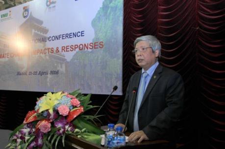 Việt Nam đi tiên phong trong việc ứng phó với biến đổi khí hậu