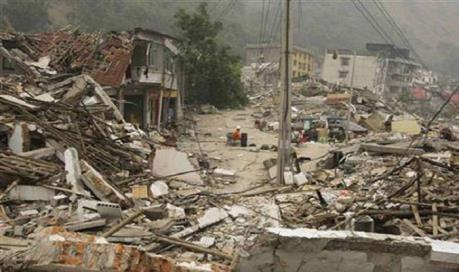 Động đất tại Ecuador: Lại xảy ra rung chấn 6 độ Richter