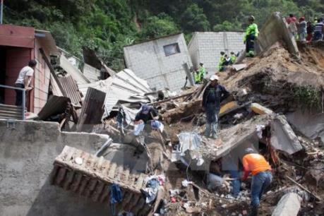 Lở đất tại miền Đông Bắc Ấn Độ, 16 người thiệt mạng