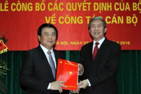 Đồng chí Nguyễn Xuân Thắng giữ chức Giám đốc Học viện Chính trị Quốc gia Hồ Chí Minh