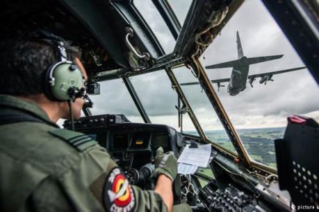 Tại sao chi tiêu quân sự thế giới tăng trở lại?