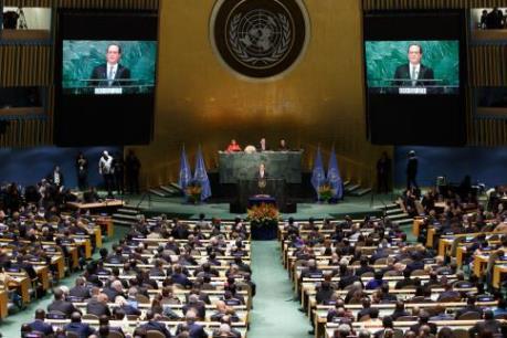 Việt Nam sẽ thực hiện đúng cam kết Hiệp định Paris về biến đổi khí hậu