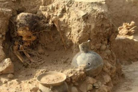Bất ngờ phát hiện xác ướp 4.500 năm tuổi tại Peru