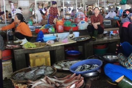 Giá một số loại thực phẩm tăng cao do hiện tượng cá chết ở miền Trung