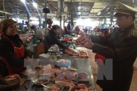 Không phát hiện chất cấm trong chăn nuôi tại Lễ Hội Chùa Hương
