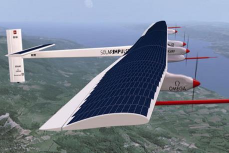 Solar Impulse 2 hoàn thành chặng bay thứ 9