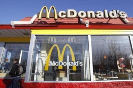 McDonald's tăng doanh thu ngoạn mục