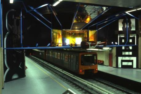 Hậu khủng bố tại Bỉ: Hệ thống tàu điện ngầm hoạt động trở lại bình thường