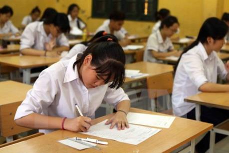 Phát hành Phiếu đăng ký dự thi vào lớp 10