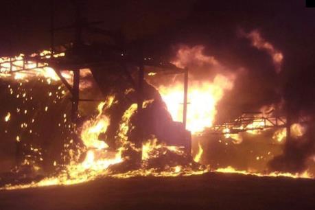 Ấn Độ: Hai vụ cháy lớn trong một ngày tại bang Bihar