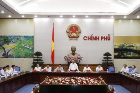 Thủ tướng yêu cầu xử lý dứt điểm tình trạng tồn tại của các giấy phép con