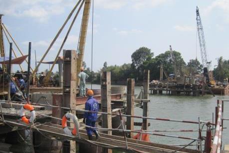 Thứ trưởng Bộ Xây dựng Lê Quang Hùng: Kiểm soát chặt chất lượng công trình cầu Ghềnh