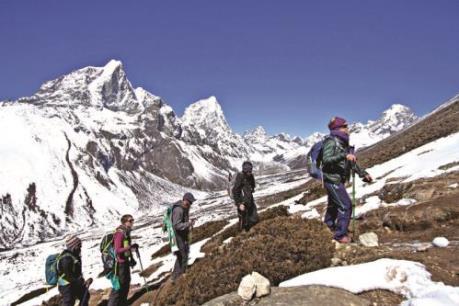 """Nepal phát động """"Năm Du lịch"""" sau thảm họa động đất"""